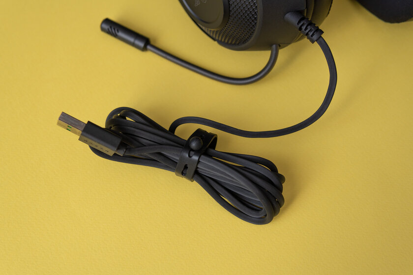 I want the famous, but cheaper.  Razer Kraken V3 X Budget Plastic Headphone Review - Connection and Control.  one