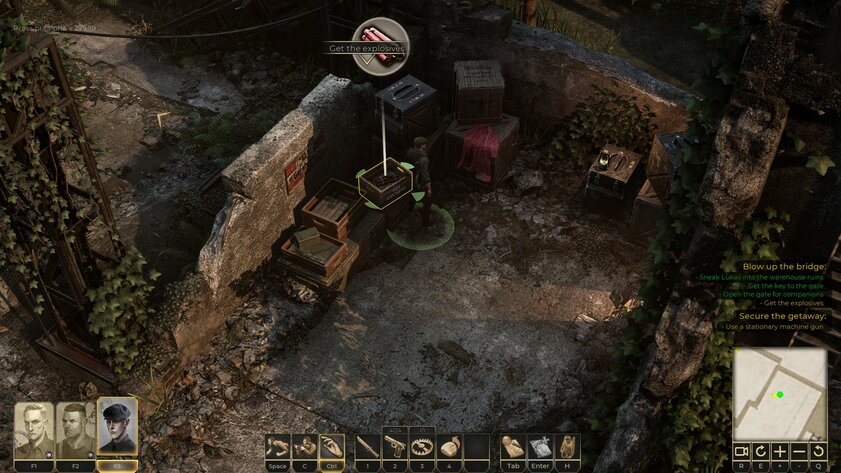 War through the eyes of deserters: review of the preview version of the game War Mongrels