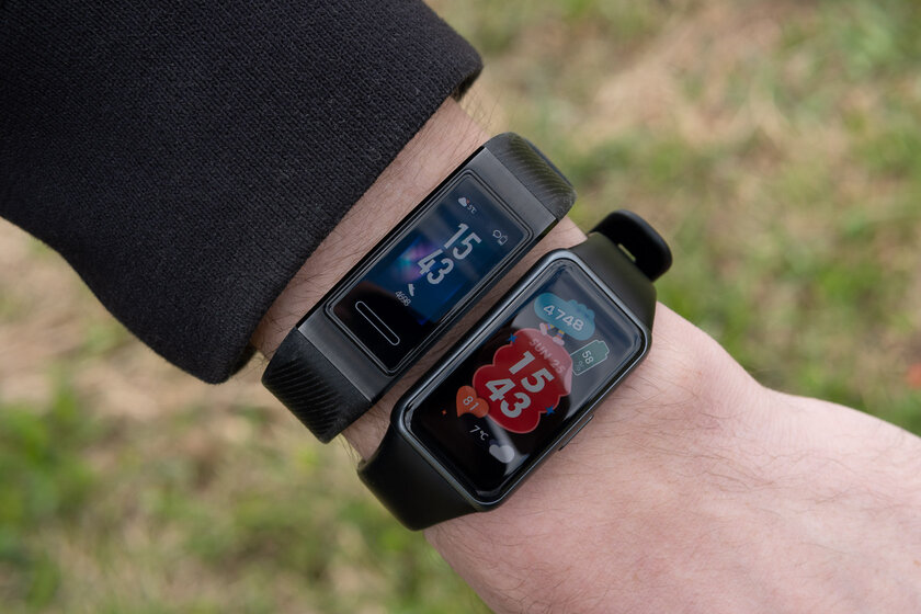 More comfortable than a bracelet, more compact than a watch: Huawei Band 6 review