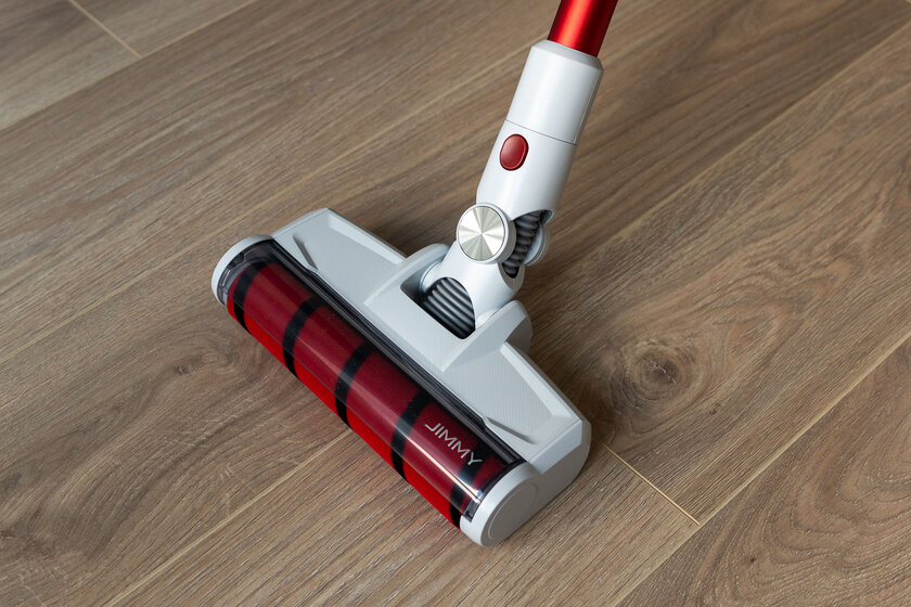 A vacuum cleaner for those who do not like vacuuming.  Review of the manual Jimmy JV51 - A set of attachments and accessories.  four