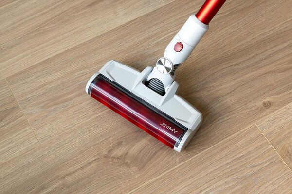 A vacuum cleaner for those who do not like vacuuming.  Review of the manual Jimmy JV51 - A set of attachments and accessories.  3