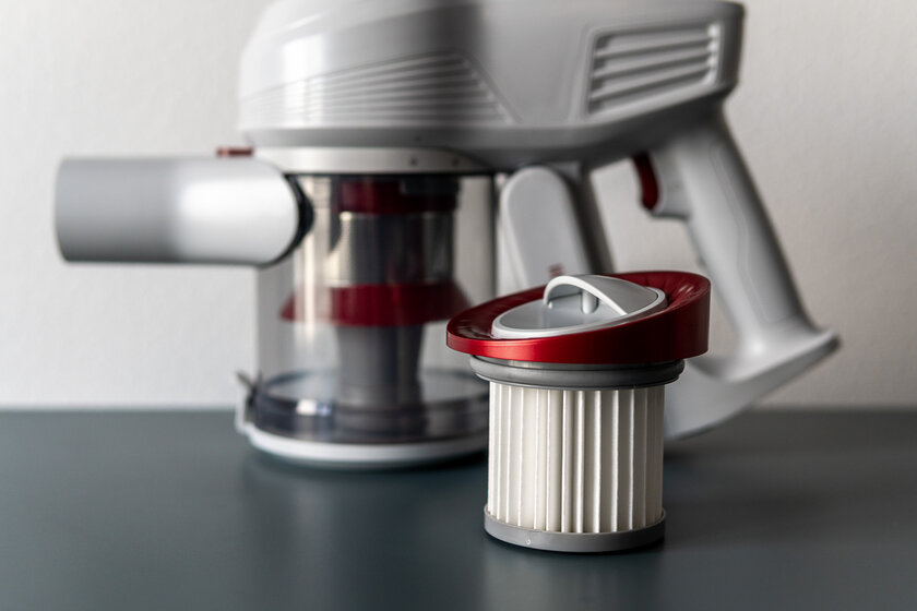 A vacuum cleaner for those who do not like vacuuming.  Jimmy JV51 Manual Review - Experience and Autonomy.  3