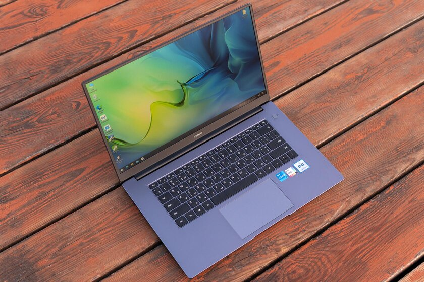 Huawei MateBook 14 (2021) review: aluminum, glass and powerful iron