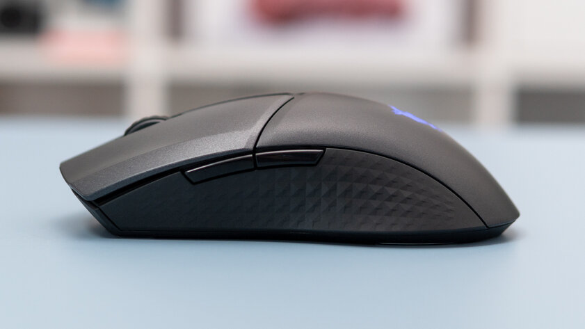 Now without a wire.  MSI Clutch GM41 Lightweight Wireless Review - Appearance and Ergonomics.  6