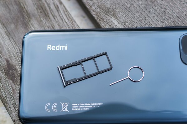 After prolonged use, Xiaomi smartphone disappointed: experience with Redmi Note 10S - Design and ergonomics.  10