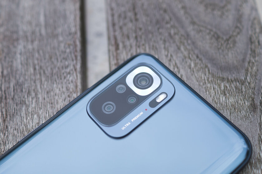 After prolonged use, Xiaomi smartphone disappointed: experience with Redmi Note 10S - Camera.  one