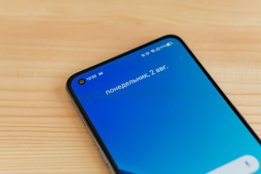 Sports car in the world of smartphones: I tested the Realme GT and did not remain indifferent - Reviewed after a week of use.  one