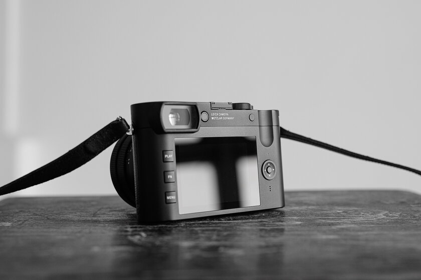 Black and white world with the eye of a premium camera.  Leica Q2 Monochrom review