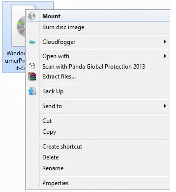 Reset or Update Windows 8 PC without DVD Step3