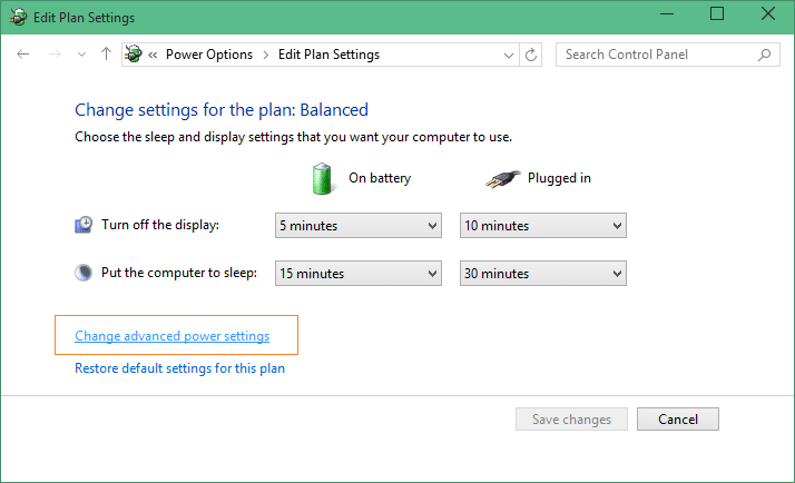 Windows 10 Battery Saver Enable or disable Picture9