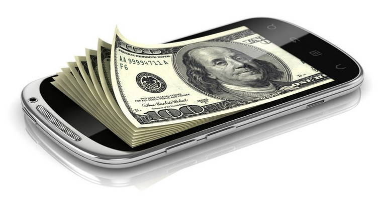 Earnings on the phone